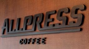 Allpress logo